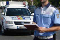 Prinşi de poliţişti cu permisul suspendat şi cu autoturismul radiat