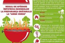 ISU Neamţ: măsuri de prevenire a incendiilor în minivacanţa de 1 Mai