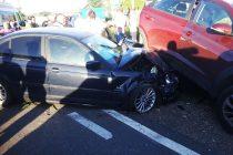 Accident cu victime în intersecţia de la Girov