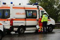 Pieton accidentat după ce a traversat printr-un loc nepermis, în comuna Horia