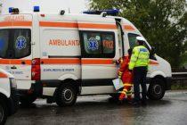 Accident rutier cu 2 victime în comuna Dochia