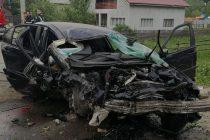 Tragic accident rutier la Farcaşa, în acest week-end. Un tânăr a decedat.