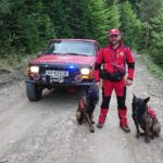 Salvamont Neamt echipa canina