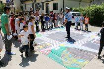 Acţiune de educaţie preventivă la centrul pentru copii din Piatra Neamţ