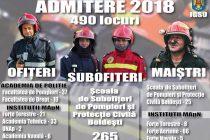 ISU Neamţ recrutează candidaţi pentru admiterea în şcolile militare