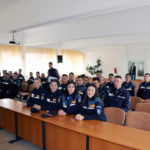 Elevi scoli de politie IPJ Neamt