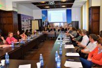 Întalnire de lucru pentru elaborarea Strategiei de Dezvoltare a Serviciilor Sociale