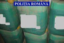 Poliţiştii nemţeni au capturat produse şi substanţe toxice în valoare de 90.000 de euro