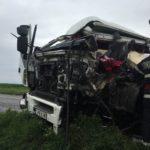 Accident victime incarcerate E85