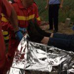 Barbat cazut in fantana Gheraiesti (1)