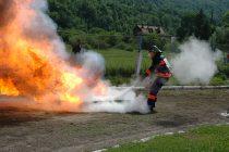 Etapa judeţeană a Concursurilor Profesionale ale Serviciilor Voluntare şi Private pentru Situaţii de Urgenţă