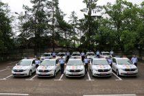 10 maşini au fost achiziţionate pentru posturile de poliţie rurală din Neamţ