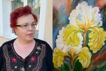 Premiul Special al juriului obţinut de o nemţeancă la un concurs naţional de pictură şi grafică