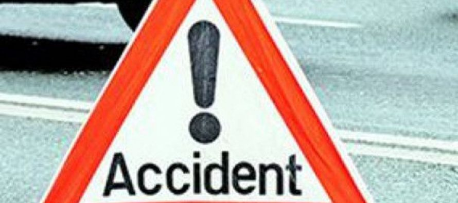 A lovit un pieton pe marginea drumului și a fugit de la locul accidentului