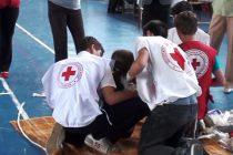 """Elevii care vor participa la etapa naţională a concursului """"Sanitarii pricepuţi"""""""