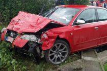Accident rutier cu 7 victime în oraşul Tg. Neamţ
