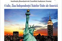Ziua Independenței în SUA, sărbătorită la Biblioteca Județeană