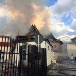 Incendiu unitate economica Tg. Neamt (3)