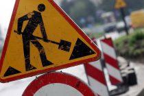 Circulaţie închisă pe breteaua dintre străzile Izvoare şi G-ral Dăscălescu până pe 8 august