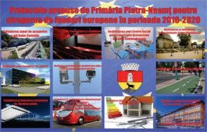 proiecte piatra neamt fonduri europene