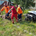 Accident rutier ISU Straja (1)