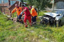 Accident rutier cu 4 victime în localitatea Straja