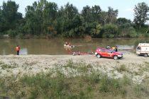 A fost descoperit trupul neînsufleţit al copilului înecat în râul Siret