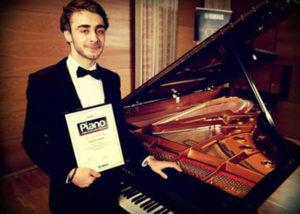 festival de muzica Daniel Ciobanu