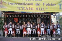 """Debutul Festivalului Internaţional de Folclor """"Ceahlăul"""", ediţia a XXI-a"""