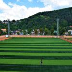 Gazon nou stadion Ceahlau (2)