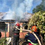 Incendiu bucatarie de vara Icusesti (3)