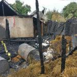 Incendiu locuinta Doina 4