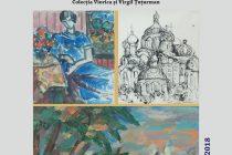 Vernisajul expoziţiei de pictură Elena Uță Chelaru
