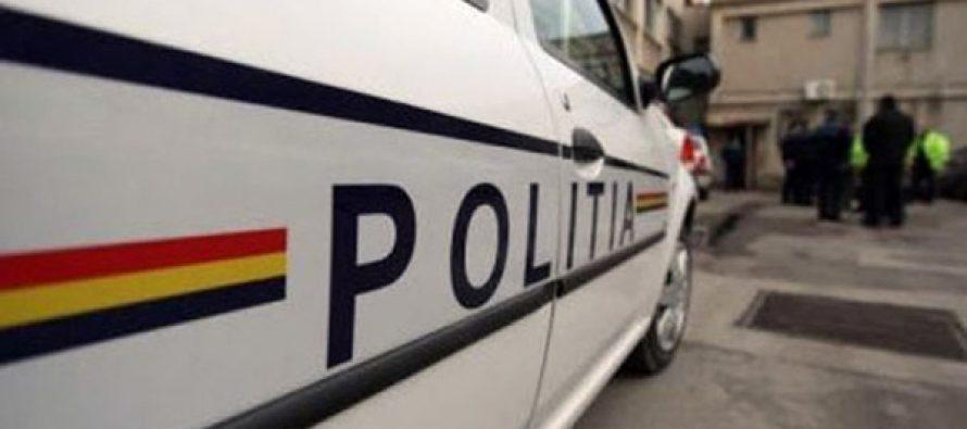 Un bărbat a lovit cu picioarele un polițist și acum este cercetat pentru ultraj