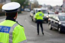 Trași pe dreapta de polițiști pentru infracțiuni la regimul rutier