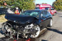 Accident rutier cu 7 victime în comuna Ştefan cel Mare