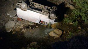 Accident rutier pangarati vticima decedata