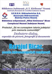 Afis Baraj Bicaz