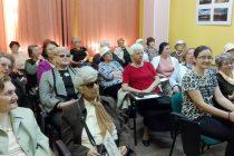 Ziua persoanelor vârstnice sărbătorită la Biblioteca Judeţeană
