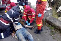 Persoană decedată după ce a căzut de pe dig la Poiana Teiului