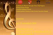 Facultatea de Muzică din Piatra Neamţ împlineşte 20 de ani