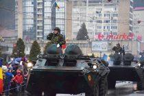 Manifestări organizate de Garnizoana Piatra Neamţ cu ocazia Zilei Armatei Române