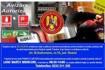 ISU Neamţ: relocarea activităţii de relaţii cu publicul pe domeniul avizare/autorizare