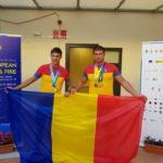 dublu campion european