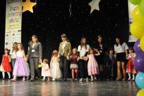 """Festivalul Internaţional de Muzică Uşoară pentru Copii """"Stea printre stele"""""""