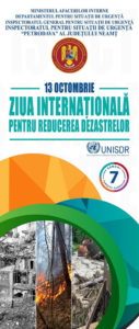 ziua internationala pentru reducerea dezastrelor
