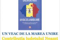 Lansare de carte a istoricului Gheorghe Radu la Biblioteca Județeană
