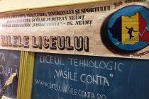 """""""Ars Oeconomica"""" – un proiect de amploare al Liceului """"Vasile Conta"""" din Tg. Neamţ"""