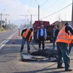 Asfaltari si reparatii strazi in Piatra Neamt (2)
