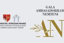 """""""Gala Amabasadorilor Nemțeni"""", ediția a II-a"""